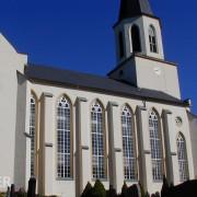 Denkmalgerechter Nachbau Kirchenfenster Dorfkirche Greifendorf (1860)