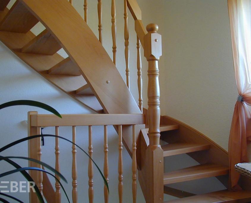 Treppen Ohne Geländer treppen und geländer tischlerei treppenbau gunter bieber