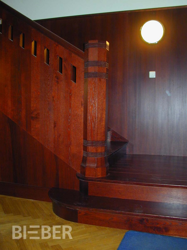 Wohnzimmerz: Treppengeländer Verkleidung With Ideen Für Moderne ...