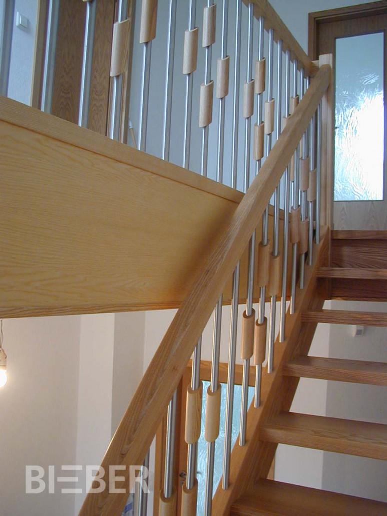 Treppengeländer Verkleiden treppengeländer tischlerei treppenbau gunter bieber individuelle