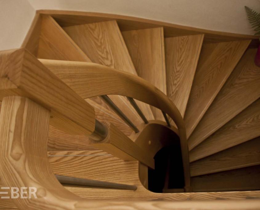 Treppe Mit Setzstufen treppen und geländer tischlerei treppenbau gunter bieber