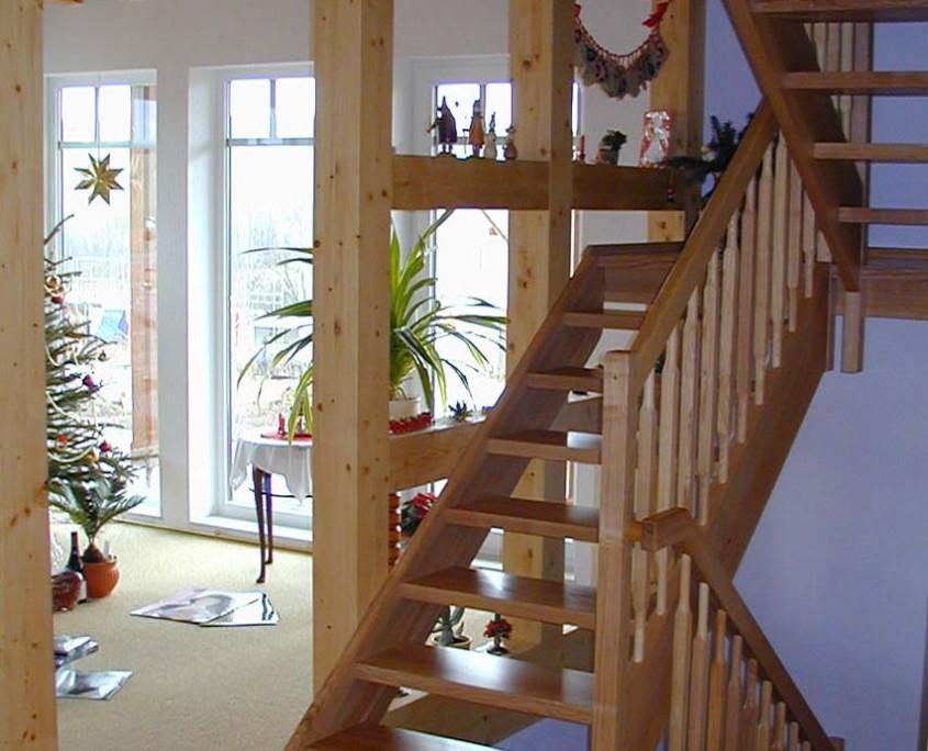 treppen und gel nder tischlerei treppenbau gunter bieber individuelle holztreppen aus sachsen. Black Bedroom Furniture Sets. Home Design Ideas