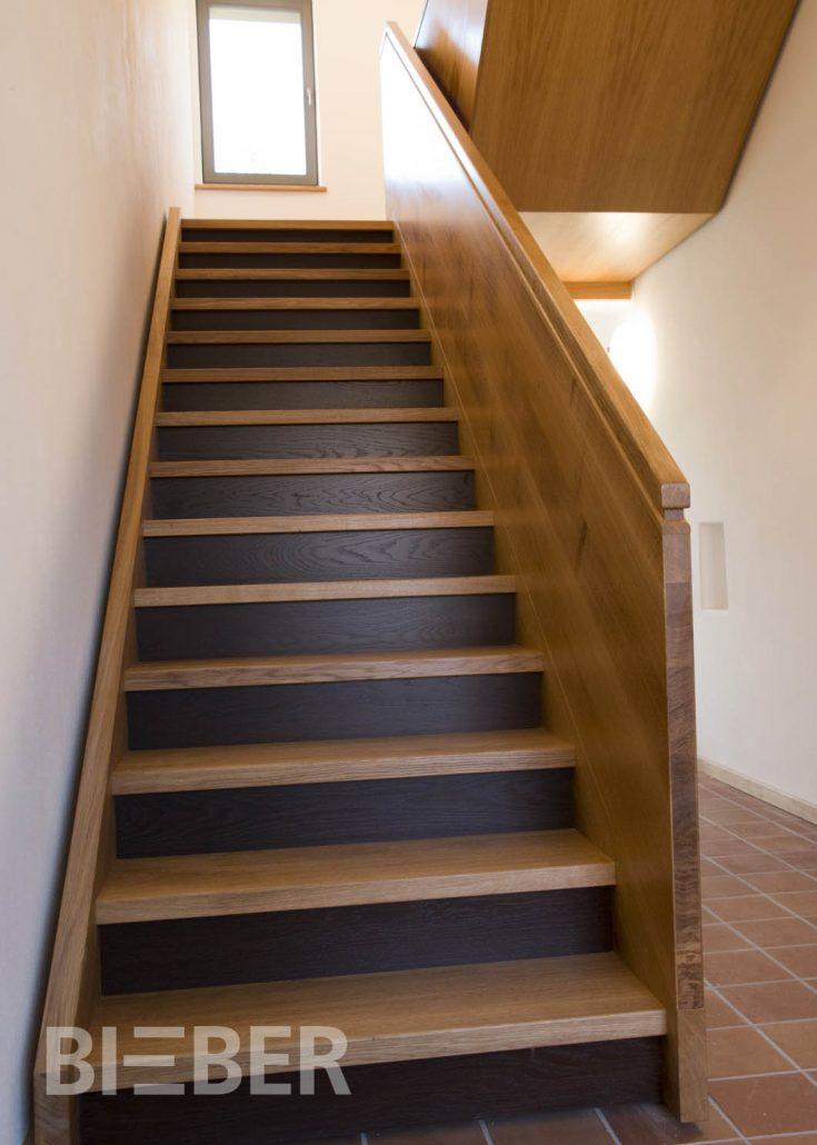 gerade treppe platzbedarf wangentreppe vario gs treppen shop treppentechnik planungshilfen. Black Bedroom Furniture Sets. Home Design Ideas