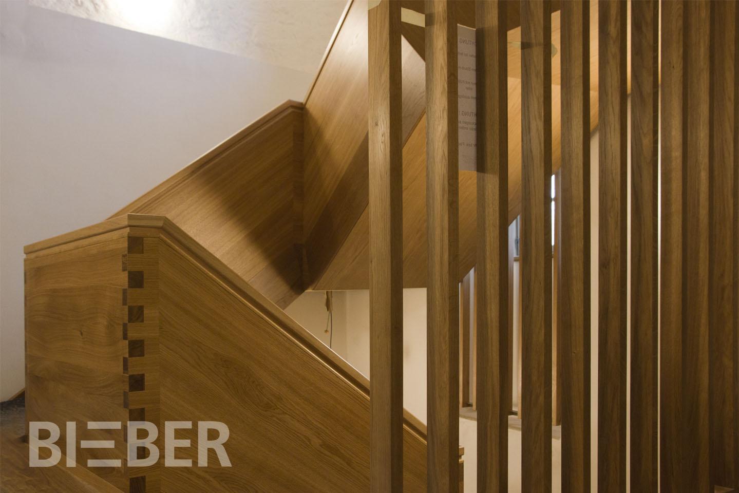 Absturzsicherung Treppe treppengeländer tischlerei treppenbau gunter bieber individuelle
