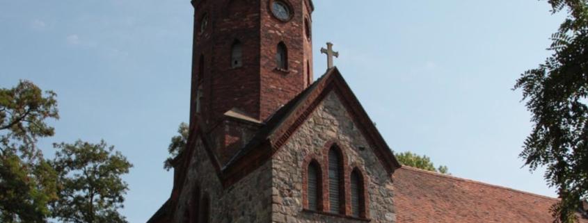 Kirche Altkünkendorf / Uckermark